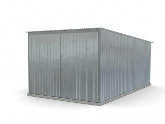Maritom box auto in lamiera a prezzo economico box auto for Box garage lamiera